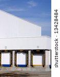 industry in mexico | Shutterstock . vector #13428484