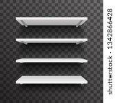 interior furniture empty... | Shutterstock .eps vector #1342866428