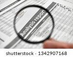 businessman working and...   Shutterstock . vector #1342907168