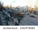 kyiv  ukraine   march 16  2019  ... | Shutterstock . vector #1342978082