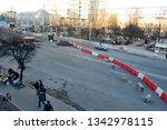 kyiv  ukraine   march 16  2019  ... | Shutterstock . vector #1342978115