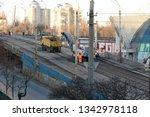 kyiv  ukraine   march 16  2019  ... | Shutterstock . vector #1342978118