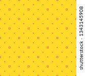 simple minimalist geometric... | Shutterstock .eps vector #1343145908