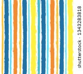 Striped Summer Seamless Pattern....