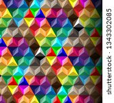Colorful Polygonal Colors...