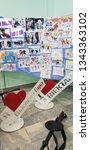 russia  st. petersburg 08 03...   Shutterstock . vector #1343363102