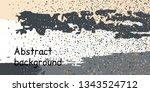 multicolored confetti dots on a ... | Shutterstock .eps vector #1343524712