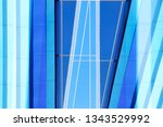 reworked photo of glass and... | Shutterstock . vector #1343529992
