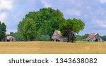 Fantastic Old Decaying Barns I...