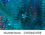 beautiful abstract painting... | Shutterstock . vector #1343661458