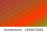 modern stylish texture....   Shutterstock .eps vector #1343673365