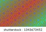 modern stylish texture....   Shutterstock .eps vector #1343673452