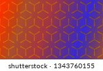 modern stylish texture....   Shutterstock .eps vector #1343760155