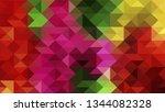 geometric design. colorful...   Shutterstock .eps vector #1344082328