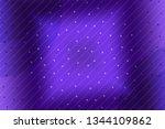 beautiful purple abstract... | Shutterstock . vector #1344109862