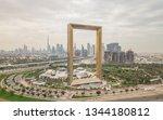 dubai  united arab emirates ...   Shutterstock . vector #1344180812
