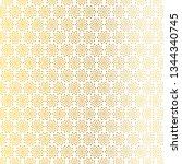 gold white abstract starburst...   Shutterstock .eps vector #1344340745