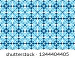 seamless pattern with... | Shutterstock .eps vector #1344404405