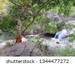 huay keaw waterfall   Shutterstock . vector #1344477272