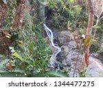 huay keaw waterfall   Shutterstock . vector #1344477275