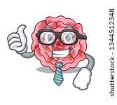 businessman carnations stick to ...   Shutterstock .eps vector #1344512348