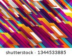 abstract background design with ... | Shutterstock .eps vector #1344533885