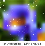 abstract blur nature background ... | Shutterstock .eps vector #1344678785