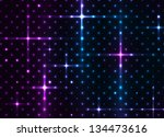 background abstraction made out ... | Shutterstock .eps vector #134473616