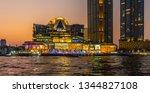 bangkok   feb 28  2019   iconic ...   Shutterstock . vector #1344827108