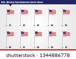 vector united states of america ... | Shutterstock .eps vector #1344886778
