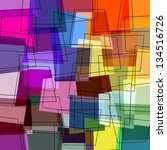 abstract colorful background ...   Shutterstock .eps vector #134516726