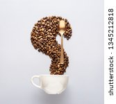 creative food concept photo of...   Shutterstock . vector #1345212818