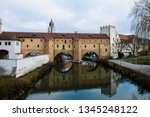 Sightseeing city Stadtbrille in amberg bavaria germany