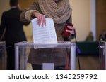illustrative image of the... | Shutterstock . vector #1345259792