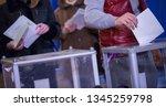 illustrative image of the... | Shutterstock . vector #1345259798