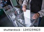 illustrative image of the... | Shutterstock . vector #1345259825