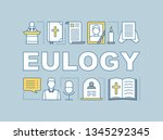 eulogy word concepts banner....