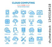 cloud computing. internet...