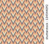 1930s geometric art deco... | Shutterstock .eps vector #134544092