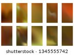 collection of abstract gradient ...