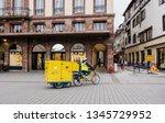 strasbourg  france   mar 15 ... | Shutterstock . vector #1345729952