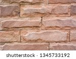 stone background  sand wall... | Shutterstock . vector #1345733192