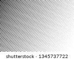 grunge dots background....   Shutterstock .eps vector #1345737722