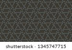 original interior background in ... | Shutterstock .eps vector #1345747715