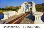 The White Bridge Or Saphan Tha...