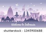 vector color design ... | Shutterstock .eps vector #1345900688