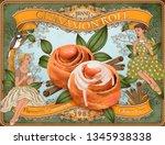 Cinnamon Roll And Rou Gui Herb...