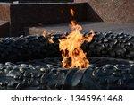 odessa   ukraine   03 14 2019 ...   Shutterstock . vector #1345961468