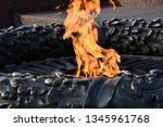 odessa   ukraine   03 14 2019 ...   Shutterstock . vector #1345961768