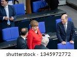 berlin  germany  2019 03 21 ...   Shutterstock . vector #1345972772